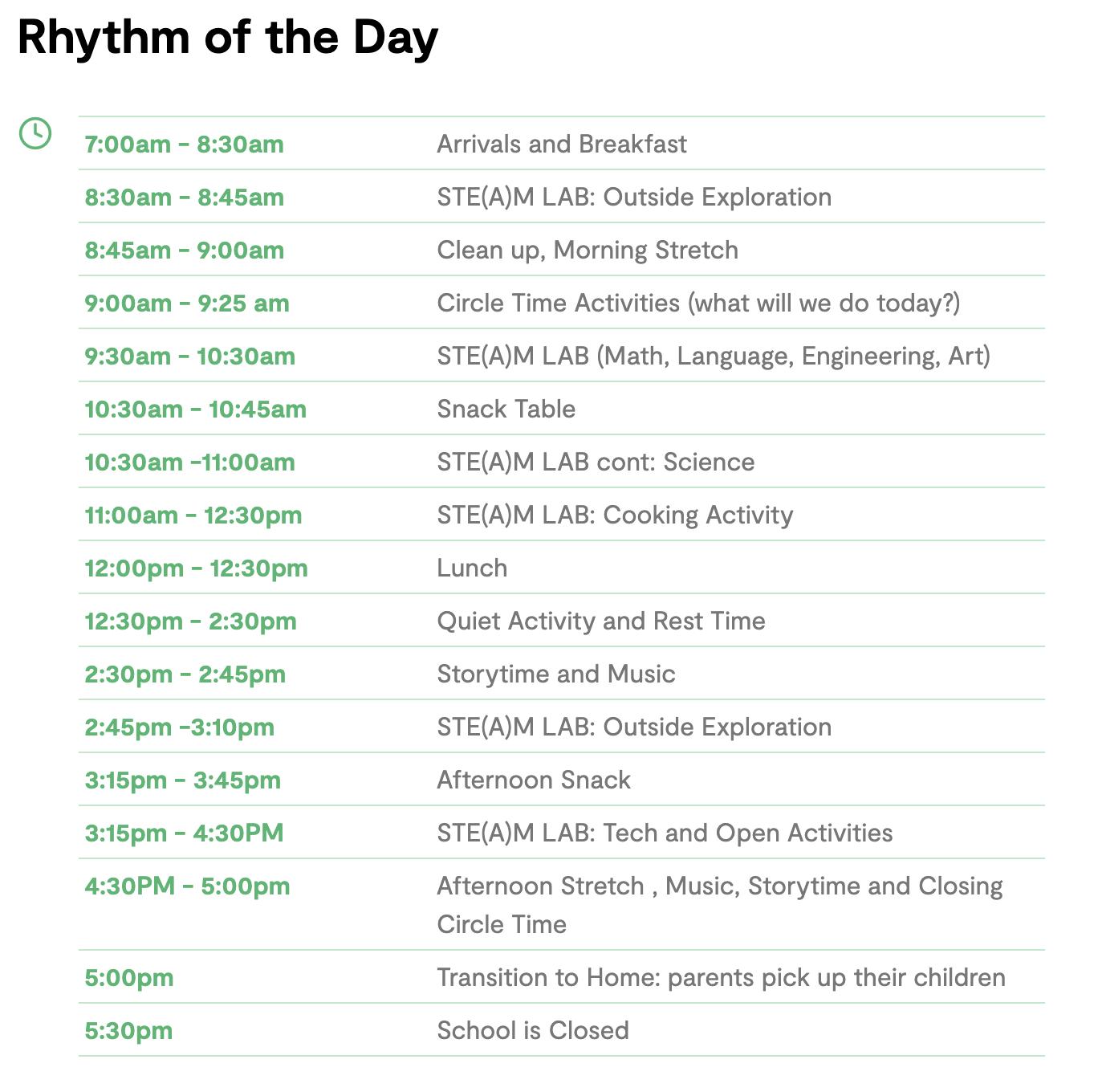 little elm steam academy